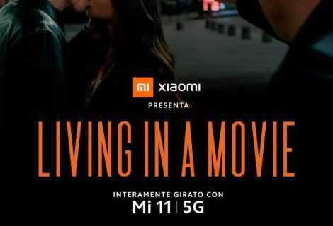 """Xiaomi """"Living in a Movie"""": il nuovo cortometraggio di Muccino"""