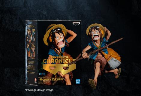 Banpresto Chronicle ripropone le storiche figure di Luffy ed Ace!