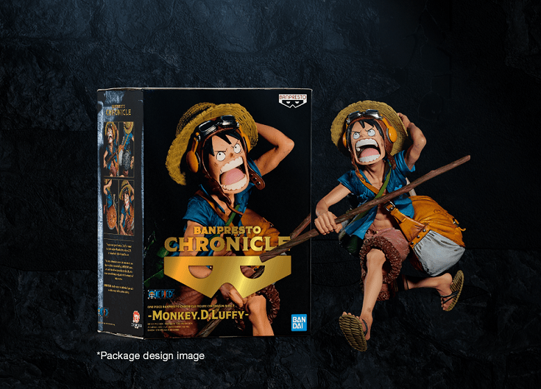 Banpresto Chronicle ripropone le storiche figure di Luffy ed Ace!