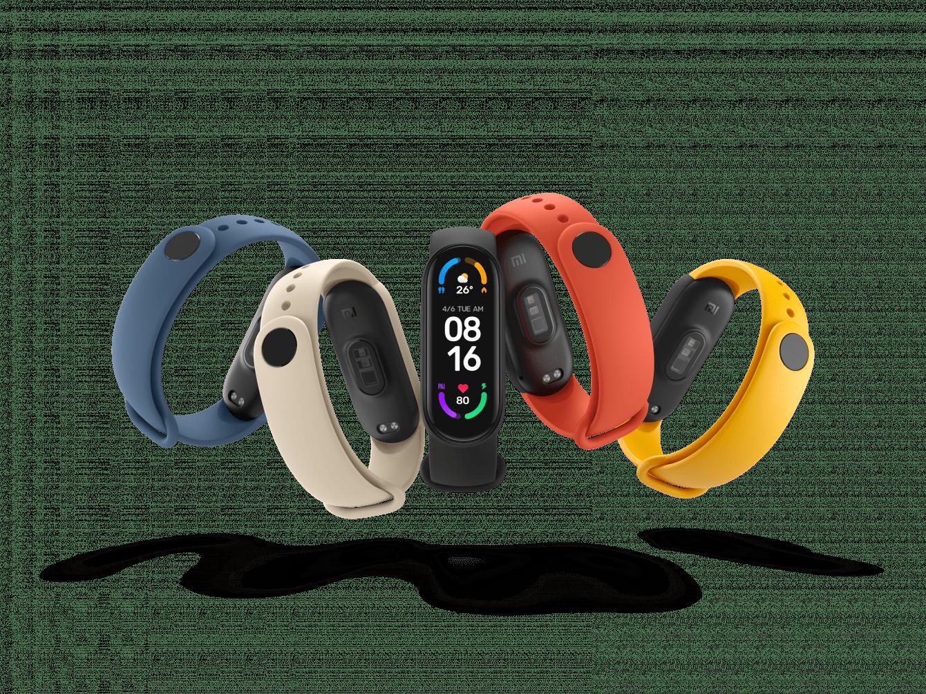 Xiaomi Mi Smart Band 6: annunciata ufficialmente