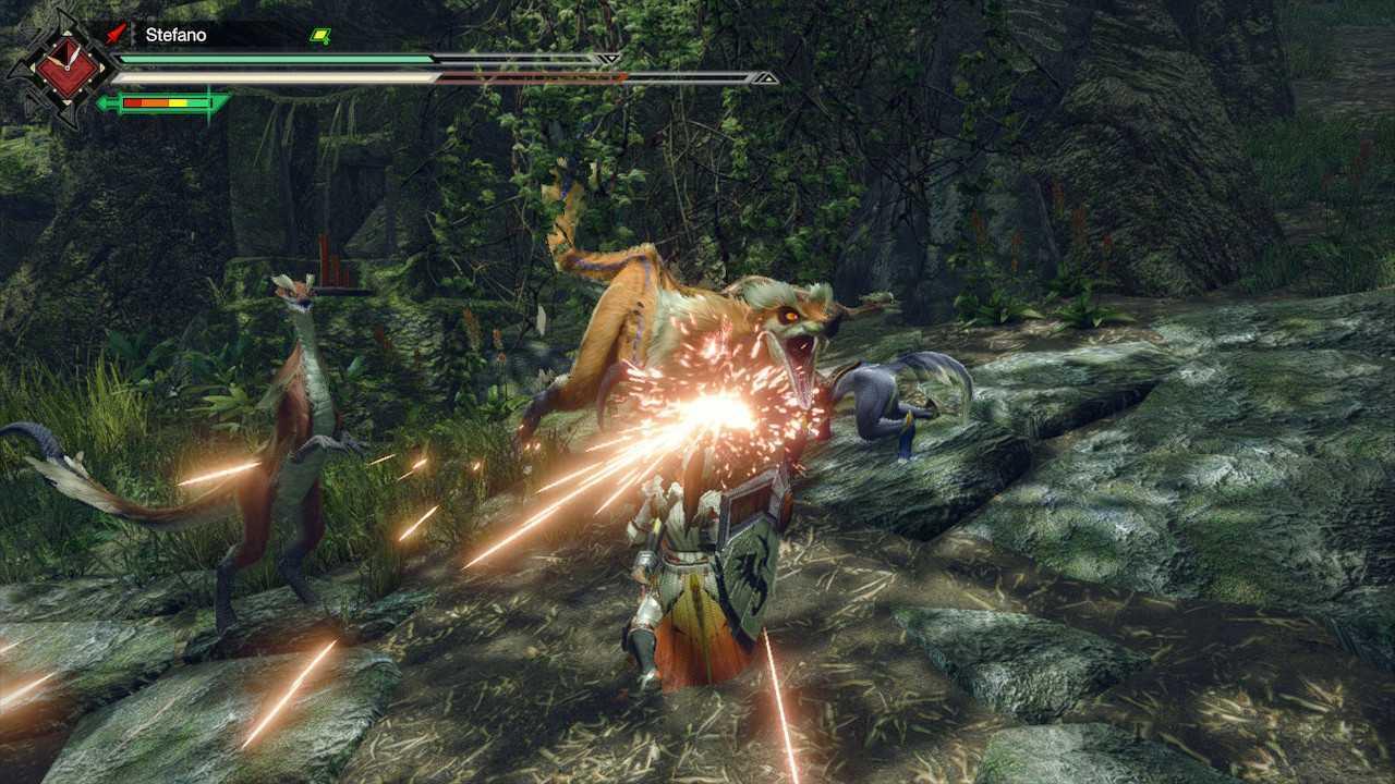 Monster Hunter Rise, guida introduttiva alle armi: lancia