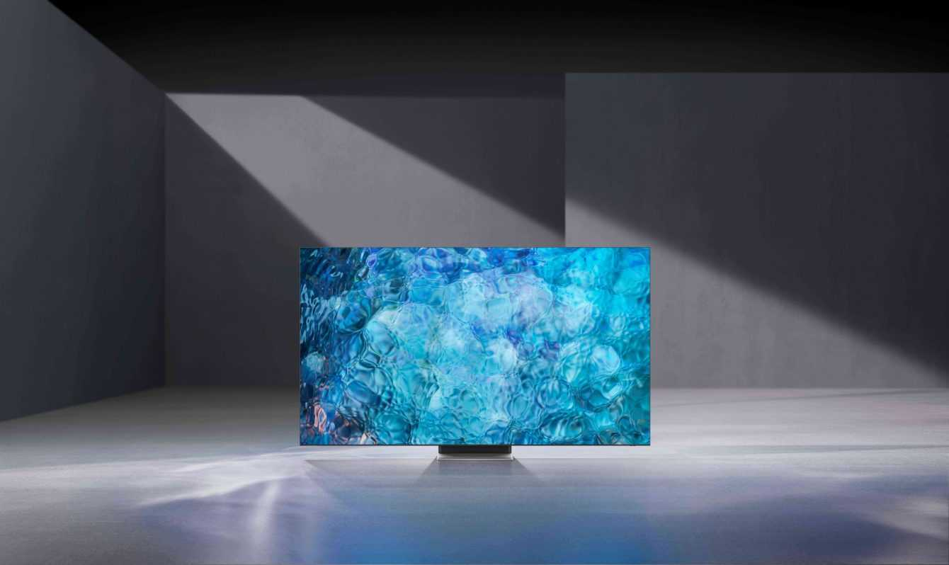 TV Samsung Neo QLED: dai Mini LED all'8K