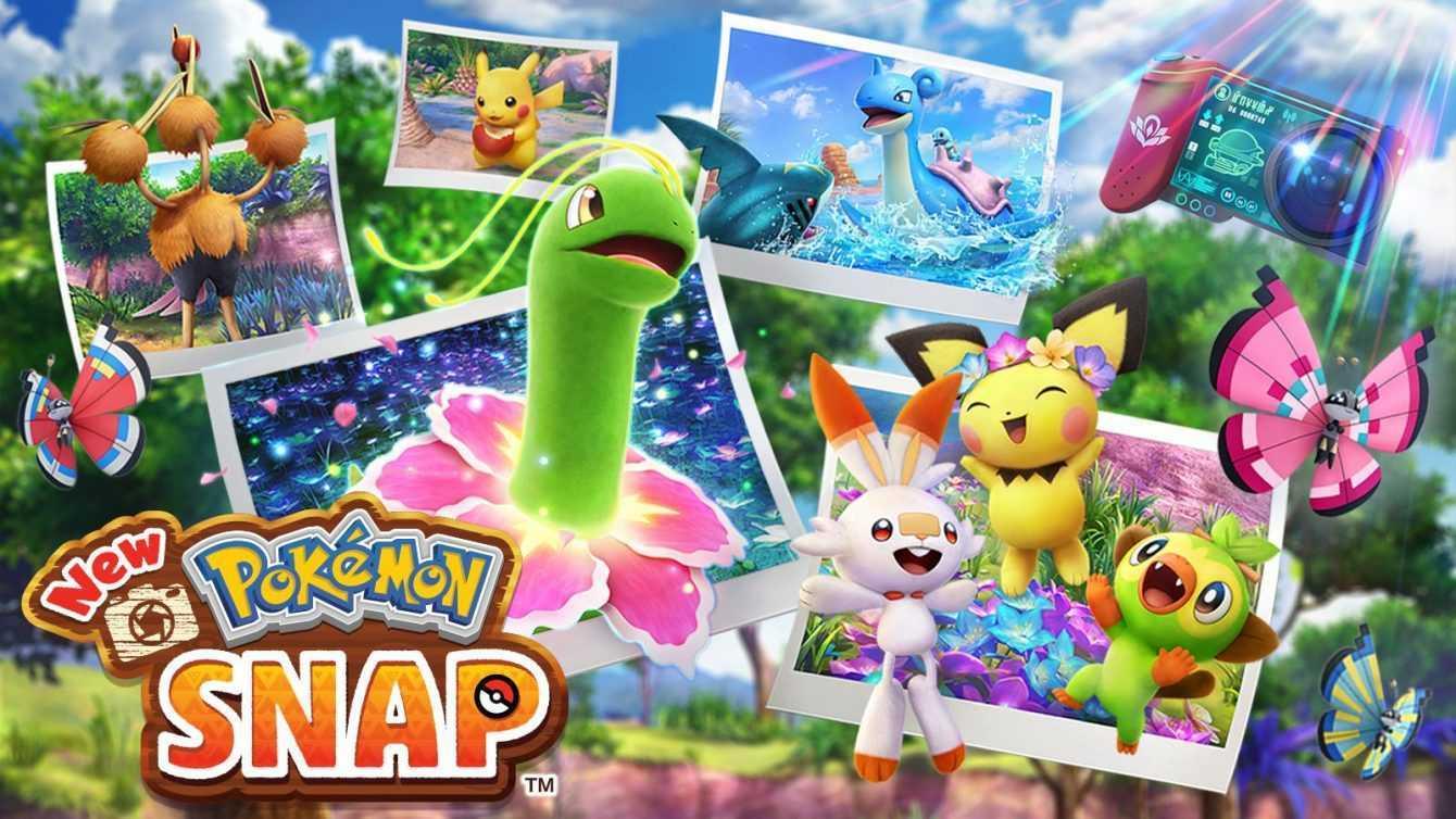Nintendo celebra il 25° anniversario di Pokémon con l'uscita di New Pokémon Snap