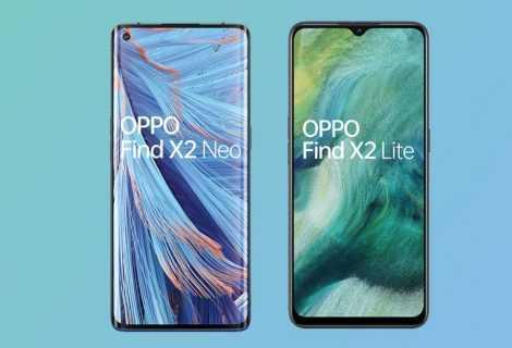 È in arrivo Android 11 su Find X2 Lite e Neo