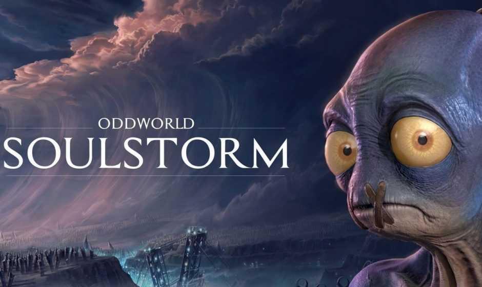 Oddworld: Soulstorm, confermato l'upgrade da PS4 a PS5