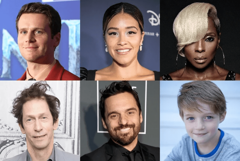 Lost Ollie: Jonathan Groff, Mary J. Blige e Gina Rodriguez nel cast
