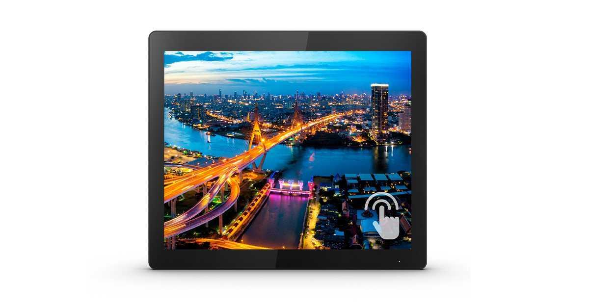 Philips: arrivano i nuovi display touch per vari utilizzi