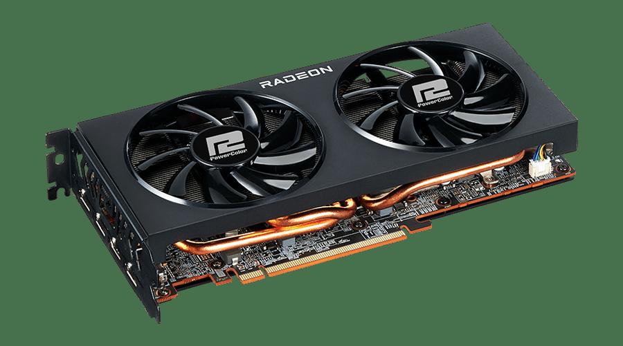 AMD RX 6700: medio gamma con 6 GB di VRAM?