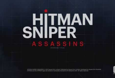 Square Enix Presents: annunciato Project Hitman Sniper Assassins