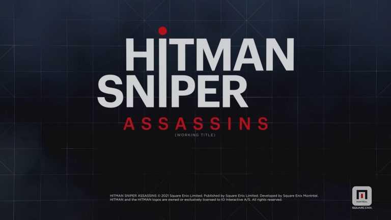 Square Enix Presents: annunciato Project Hitman Sniper Assassins