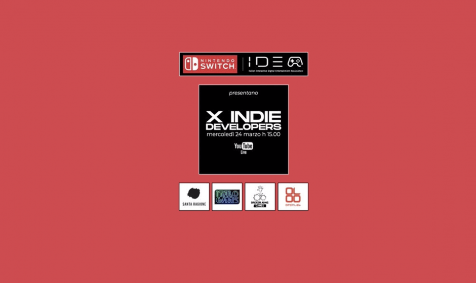 X Indie Developers: i dettagli della conferenza indie italiana
