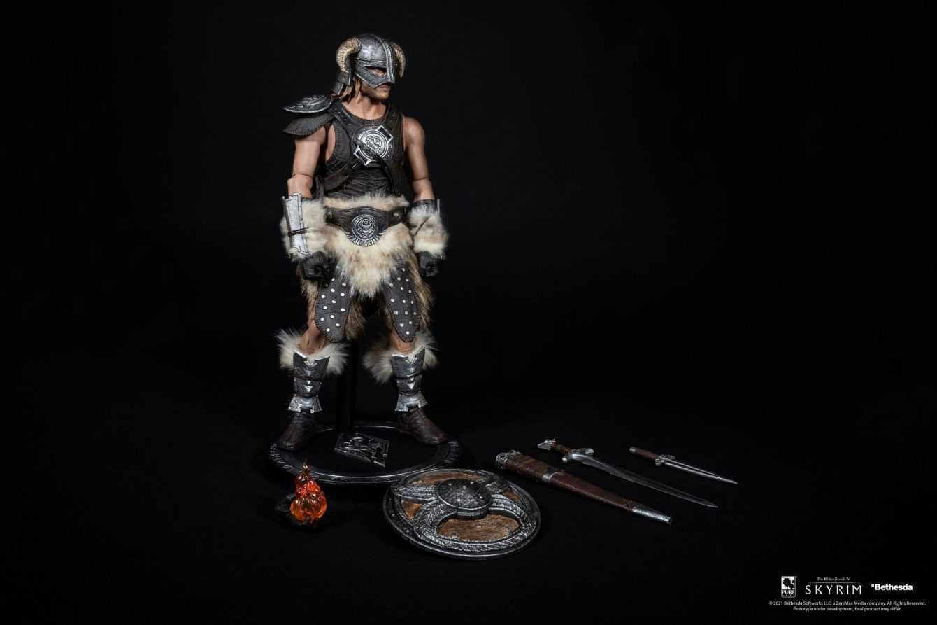 Elder Scrolls V: Skyrim, arriva la figure del Dragonborn!