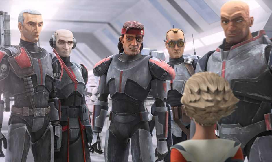Stars Wars: The Bad Batch uscirà a maggio su Disney Plus