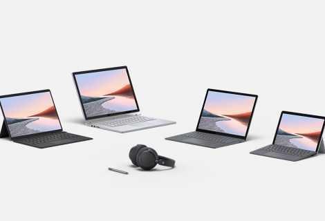 Surface Days: sul Microsoft Store partono gli sconti di primavera