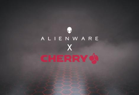 Alienware: presentato il primo notebook da gaming con Cherry MX