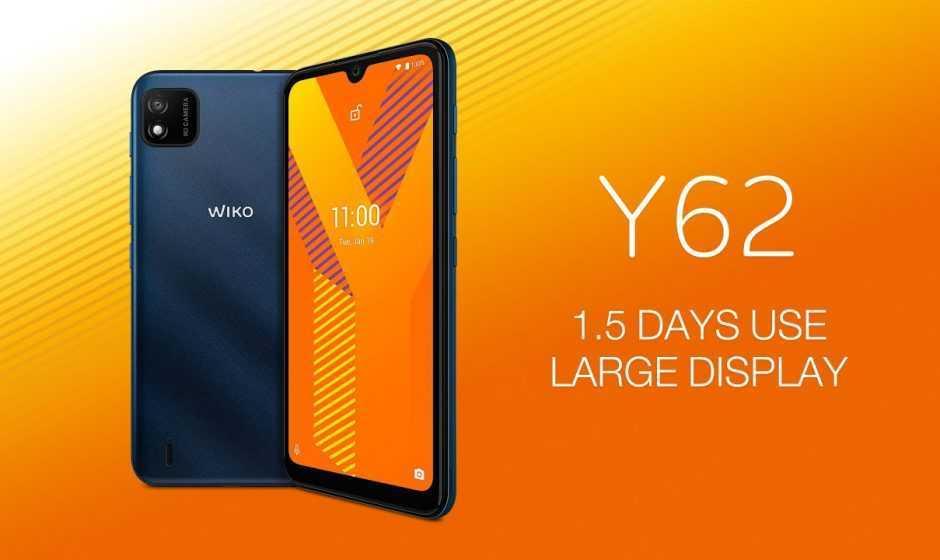 Wiko Y62 uscita ufficiale: l'entry-level a meno di 100 euro