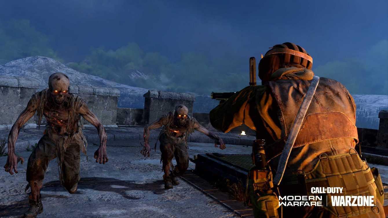 Warzone: gli zombie nel gioco stanno aumentando, nuovo evento in arrivo?