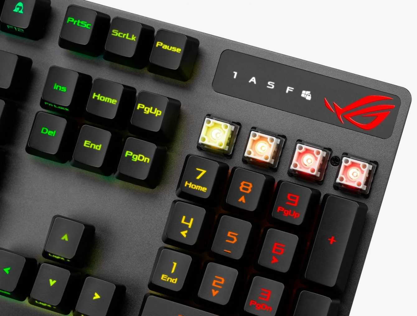 ASUS ROG: nuove periferiche pensate per il gaming competitivo