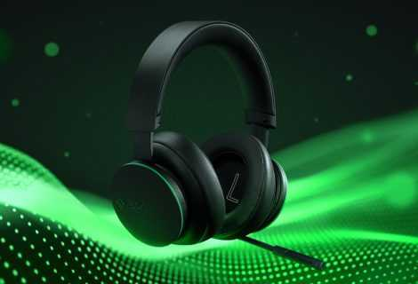 Xbox Wireless Headset: da oggi disponibile sul mercato