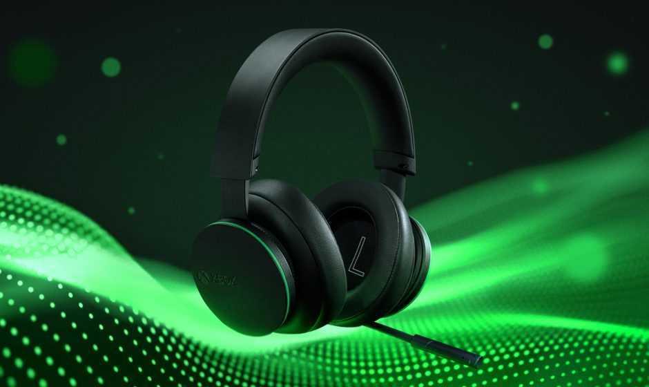 Xbox Wireless Headset: da oggi disponibile sul mercato