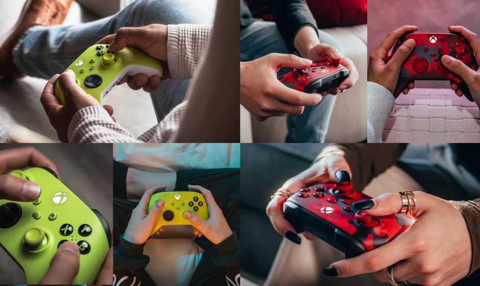 Xbox: annunciate le varianti dell'Xbox Wireless Controller