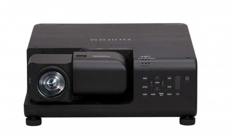 Fujifilm Projector Z8000: nuovo proiettore a focale ultra-corta