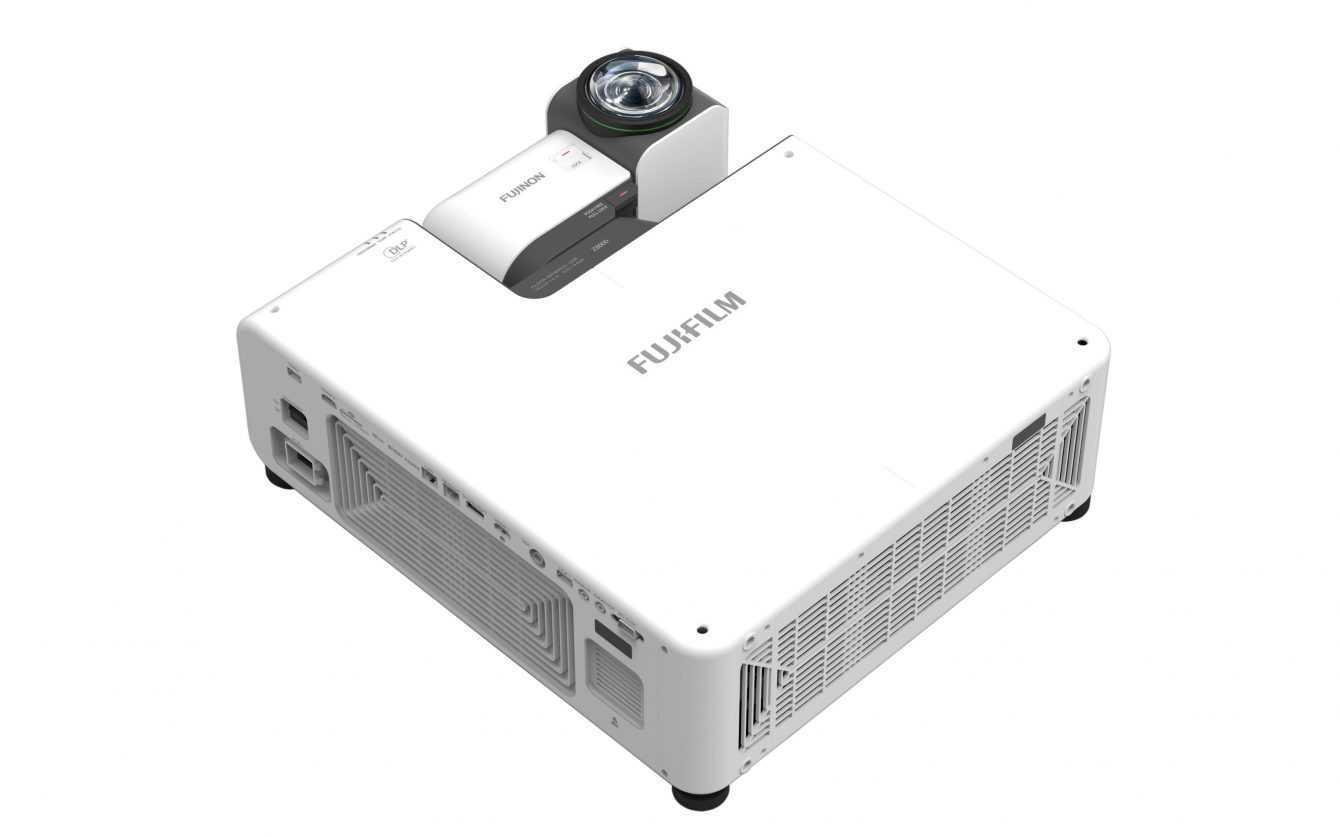 FUJIFILM PROJECTOR Z8000: il nuovo versatile proiettore