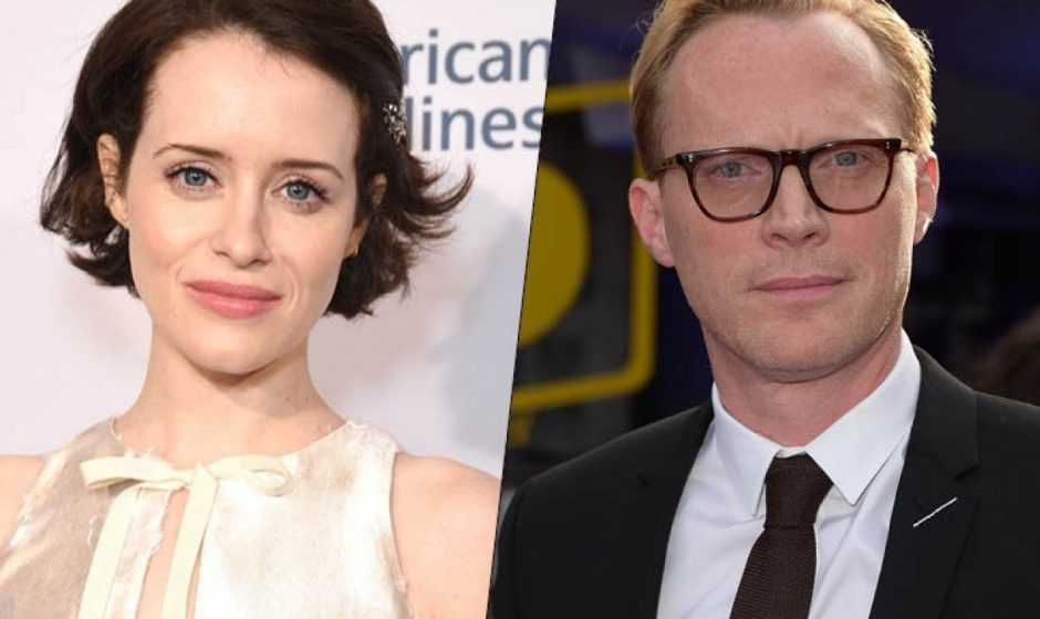 Claire Foy e Paul Bettany protagonisti in A Very British Scandal