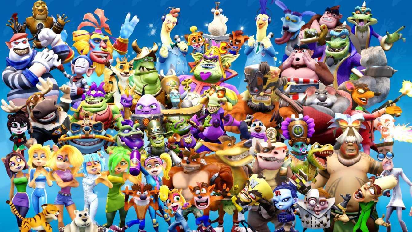 Crash Bandicoot: guida rapida al cast dei personaggi