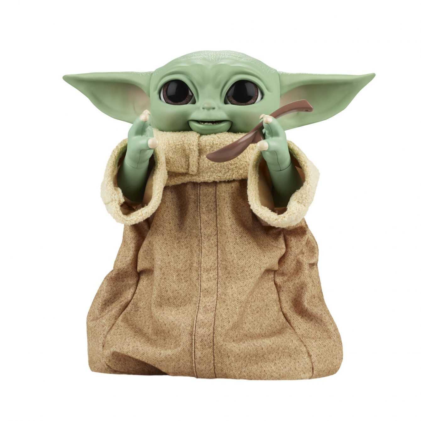 """The Mandalorian: ecco il nuovo animatronic di """"Baby Yoda"""""""