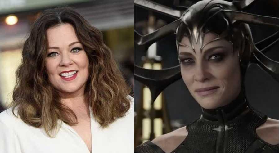 Thor: Love and Thunder, Melissa McCarthy sarà Hela