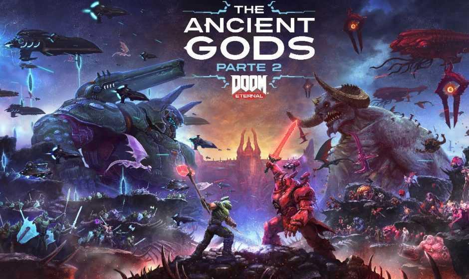Doom Eternal: online il trailer di The Ancient Gods Part 2