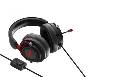 AOC annuncia le nuove cuffie da gaming GH200 e GH300