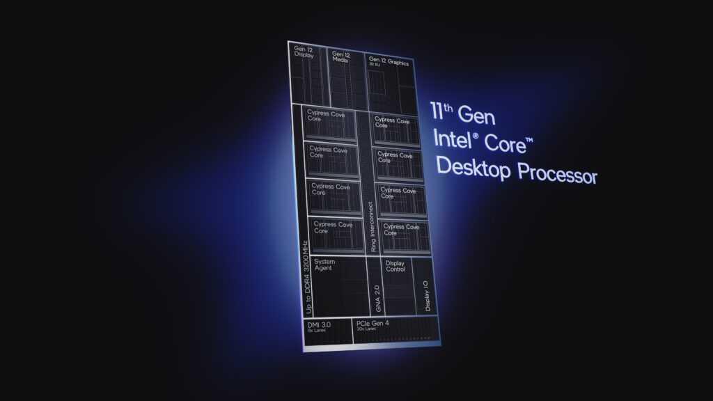 Intel Rocket Lake-S: tutto quello che c'è da sapere sulle nuove CPU