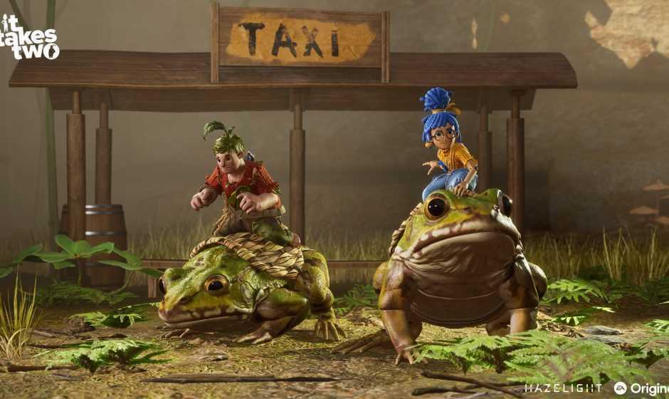 It Takes Two: ecco il nuovo video trailer