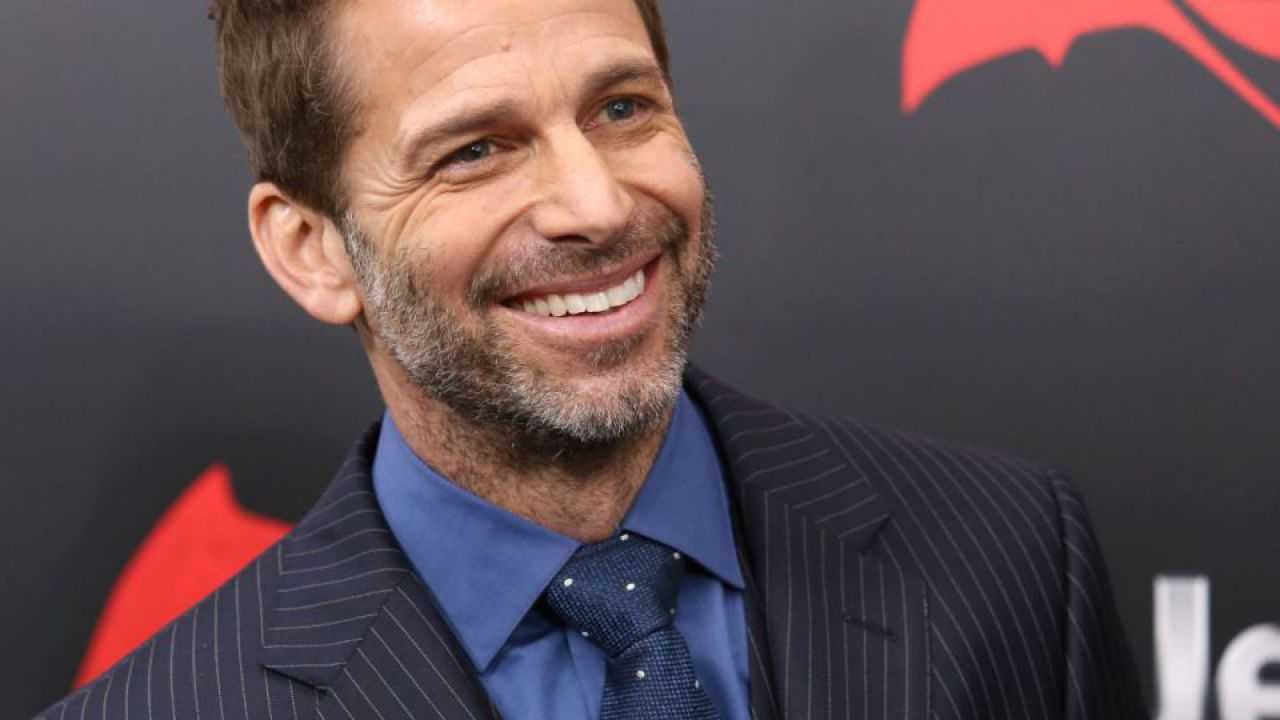 Zack Snyder: a movie about King Arthur is coming