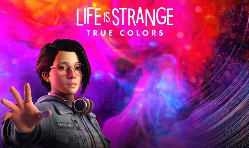 Square Enix Presents: svelato Life is Strange True Colors