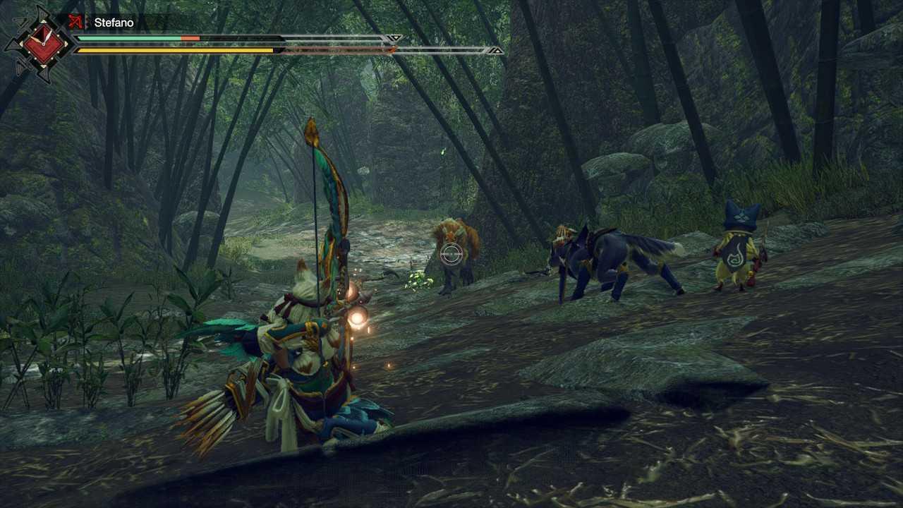 Monster Hunter Rise, guida introduttiva alle armi: arco