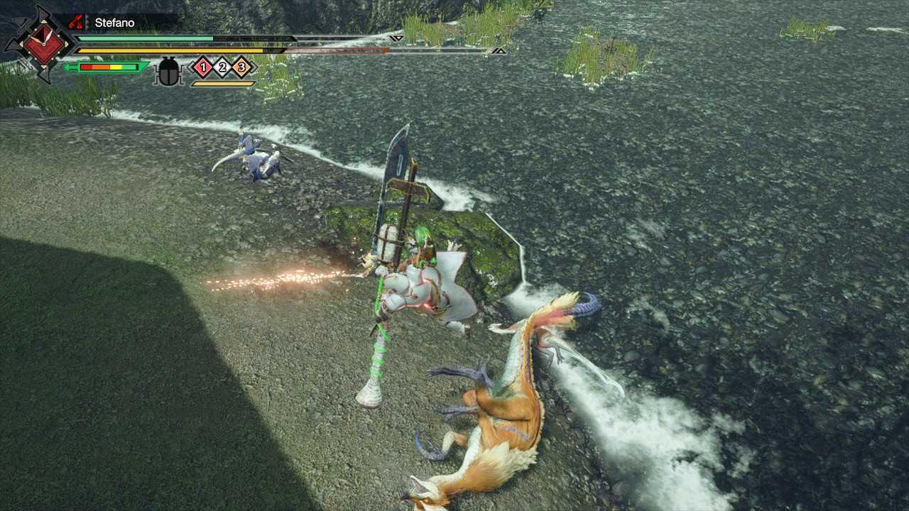 Monster Hunter Rise, guida introduttiva alle armi: falcione insetto