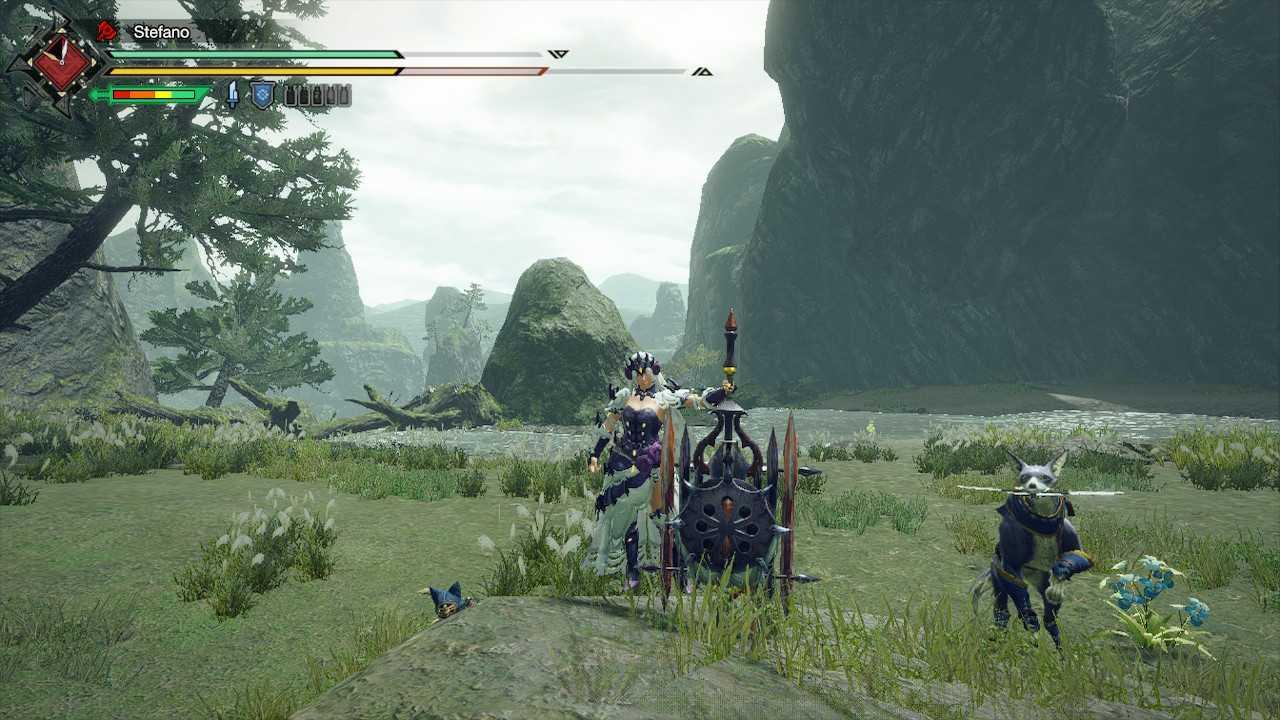 Monster Hunter Rise, guida introduttiva alle armi: lama caricata