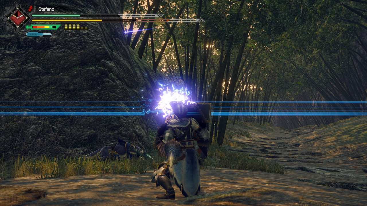 Monster Hunter Rise, guida introduttiva alle armi: lancia fucile