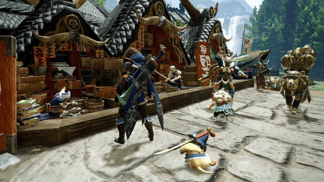 Monster Hunter Rise: trucchi e consigli per cacciare al meglio