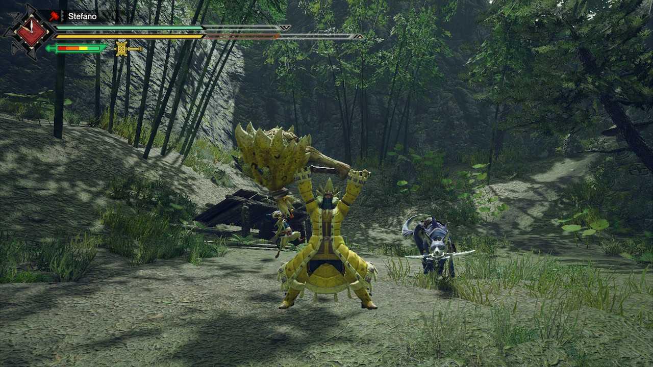 Monster Hunter Rise, guida introduttiva alle armi: martello
