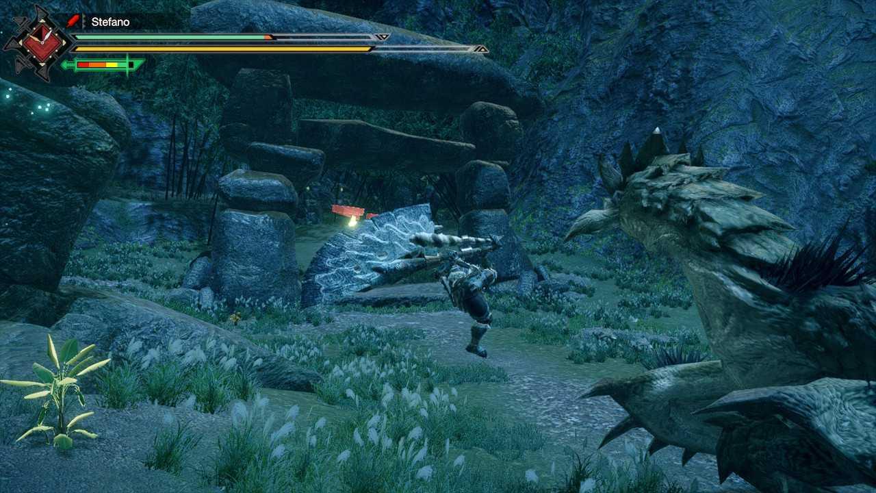Monster Hunter Rise, guida introduttiva alle armi: spadone