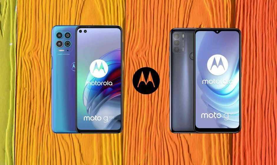 Moto G100 e Moto G50: le nuove proposte firmate Motorola