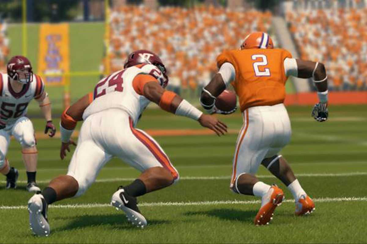 EA: il nuovo gioco della serie NCAA Football non si vedrà prima di una certa data