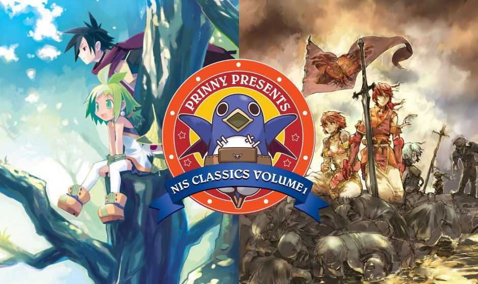 Prinny Presents NIS Classics Vol. 1 arriva su Nintendo Switch!