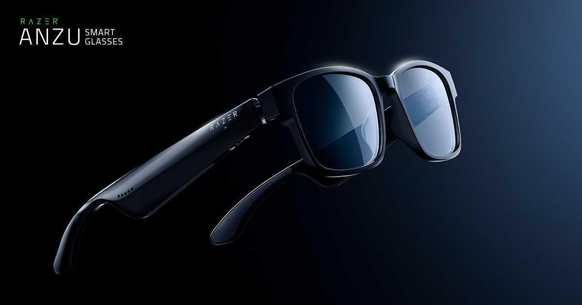 Razer Anzu Smart Glasses: connettiti con stile