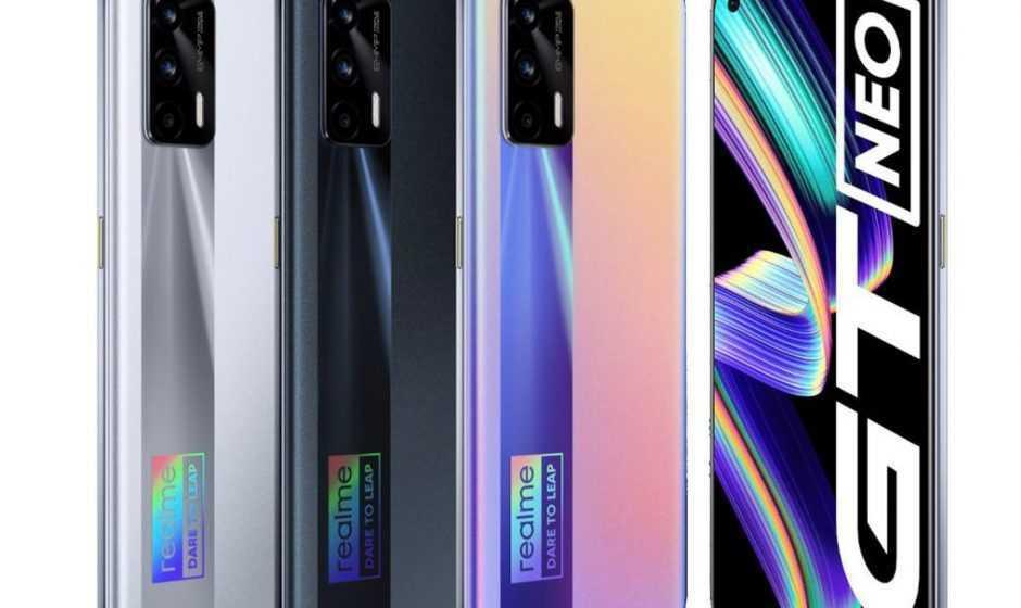 Realme GT Neo e V13 5G annunciati ufficialmente