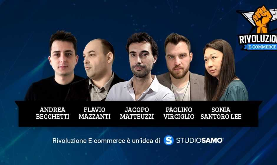 Rivoluzione E-commerce di Studio Samo: per imparare a vendere online